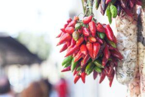 peppers representing spicy effort of TDF schedule challenge
