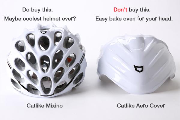 Aero cover for Catlike Mixino copy