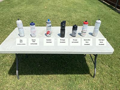 coldest water bottle for bike